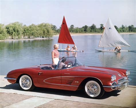 stingray corvette history 60 years of corvette photo gallery autoblog