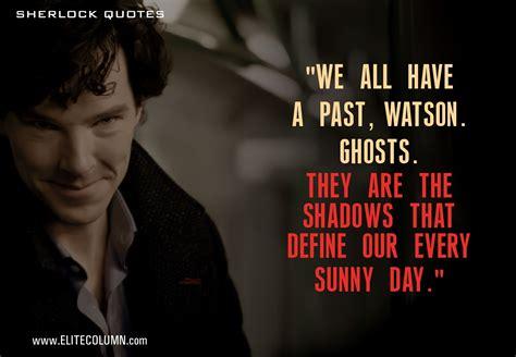 fascinating quotes  popular sherlock series elitecolumn