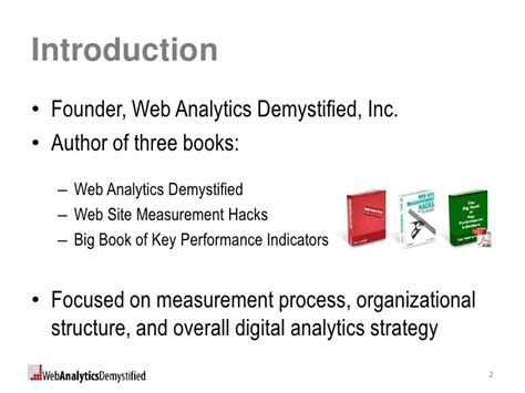 grief demystified an introduction books web analytics demystified competing on web analtytics