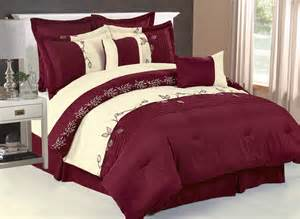 burgundy bedspreads pictures to pin on