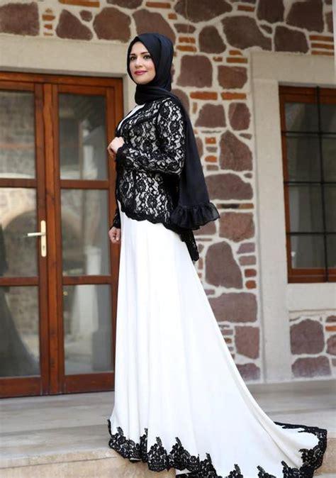 Baju Muslim Brokat Mewah Dress Brokat Muslim Modern Untuk Penilan Mewah Dan Berkelas
