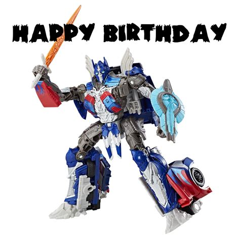 printable birthday cards transformers free transformers birthday greeting cards
