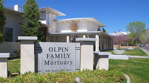 testimonial funeral homes paul olpin