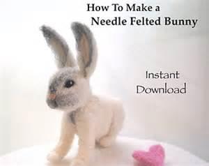 Needle Felting Templates by Needle Felting Animal Etsy