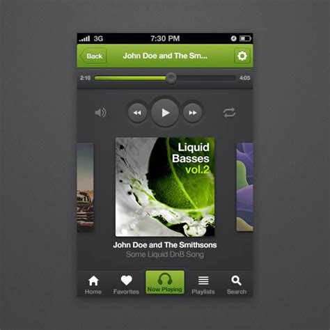 app layout tutorial 20 ui design photoshop tutorials that will come in handy