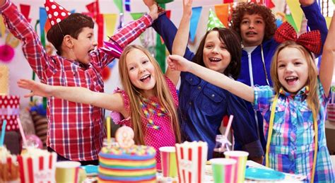 di bambini 6 consigli per organizzare la festa di compleanno tuo