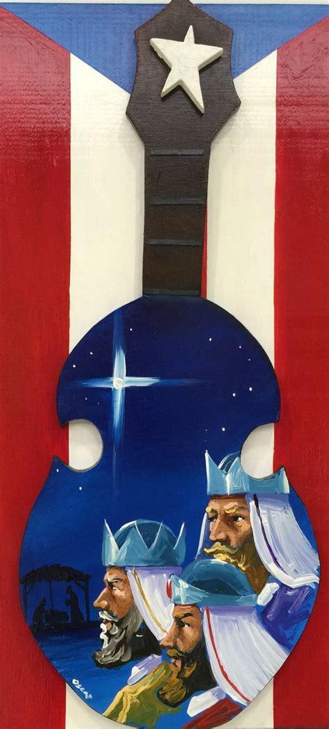 imagenes navidad puertorriquena artesan 237 a de puerto rico reyes magos sobre cuatro