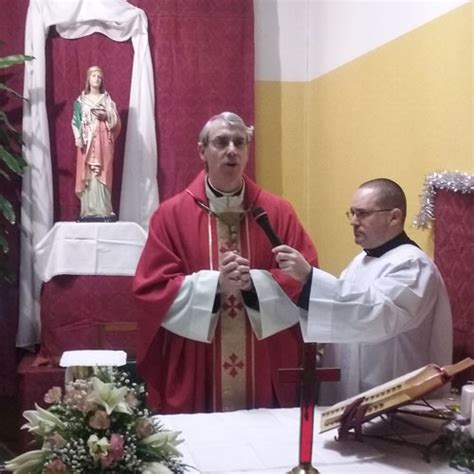 clinica oculistica pavia diocesi di pavia la festa di santa lucia all oculistica