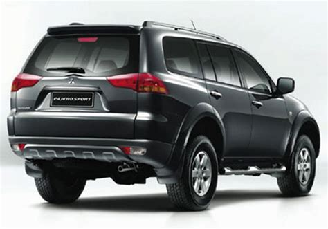 2014 Mitsubishi Pajero Sport review, prices & specs