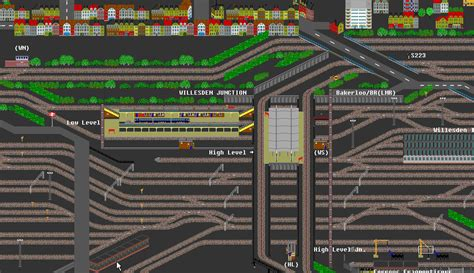 layout design course london bahn layouts