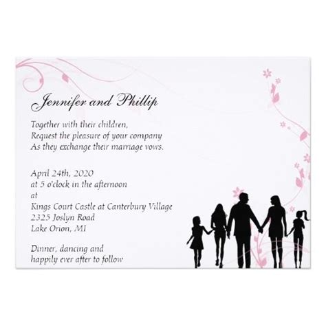 wedding invitation message to family awesome wedding invitation wording uniting two families