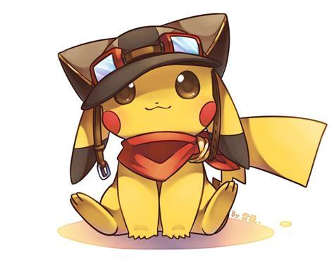 cute pikachu cute pikachu with hat by cute pikachu by ambro2013 on deviantart
