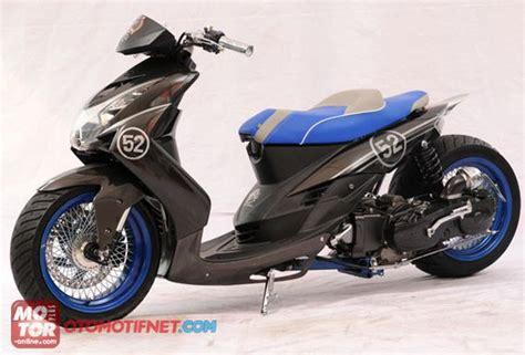 Roller Yamaha Mio Sporty modified yamaha mio modified scooter ruckus