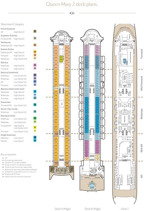 cruise ship cabin floor plans cruise ship cabin layouts queen mary cruise ship deck plan cunard houseueen 2 02