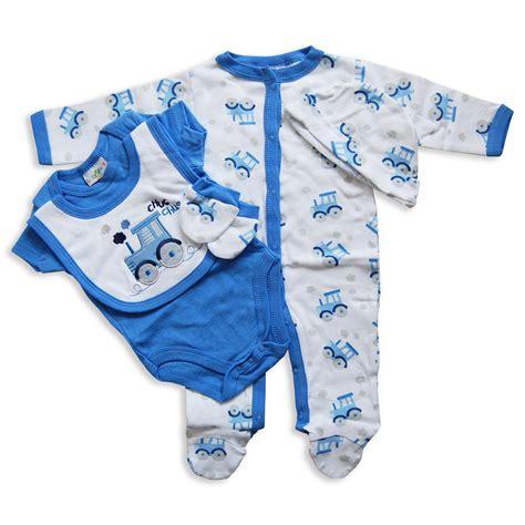 Baby Gift Set 12 Bulan Baby Grow 6 Bulan 5 Jumper Kado 1 5 baby boys layette clothing gift set box by nb 0 3 3 6 ebay