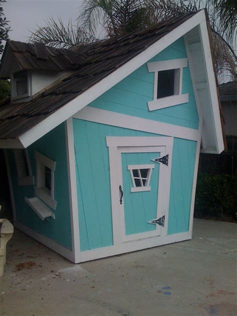 dog play houses 35 best images about playhouses on pinterest outdoor playhouse for kids play houses