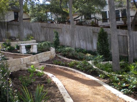 Xeriscaped Backyard Design by Xeriscaped Pathway By Bill Of Blissful Gardens In Xeriscape Ideas