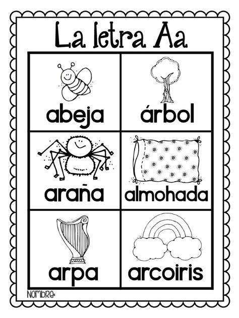 la buena letra klett con las fichas para aprender a leer el abecedario los