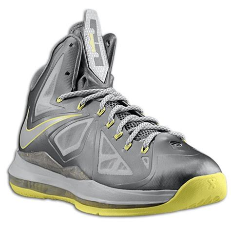 mens nike lebron x basketball shoes nike lebron x men s basketball shoes sport grey strata