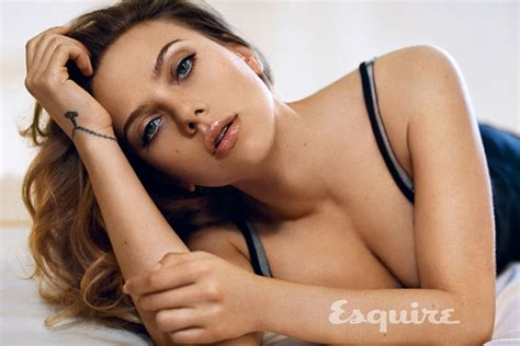 Named Sexiest by Johansson Named 2013 Sexiest Alive By