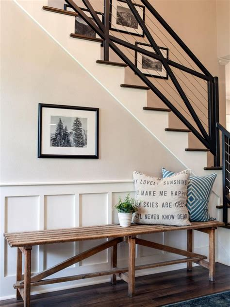 modern chair rail height 304 best images about fixer style on