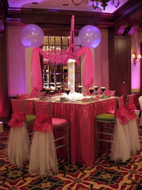 12 best Sweet Sixteen and Quinceanera Decor images on