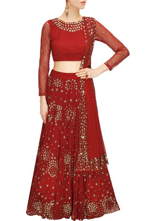 Astha Dress Set astha narang wine sequins embroidered lehenga set