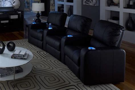 berkline   leather berkline home theater seats