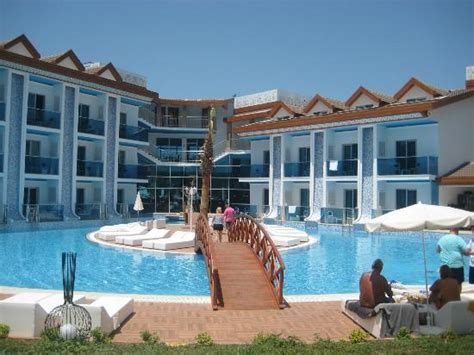 pool picture of blue high class hotel oludeniz