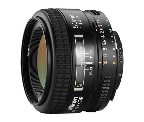 Lensa Nikon Af 50mm F1 8 D af nikkor 50mm f 1 4d from nikon