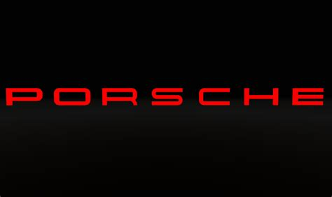 porsche logo black background porsche logo wallpapers wallpaper cave