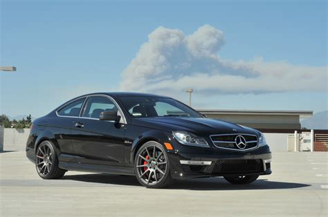 mercedes amg 19 inch wheels mercedes c63 amg coupe with 19 inch forgestar cf10 wheels