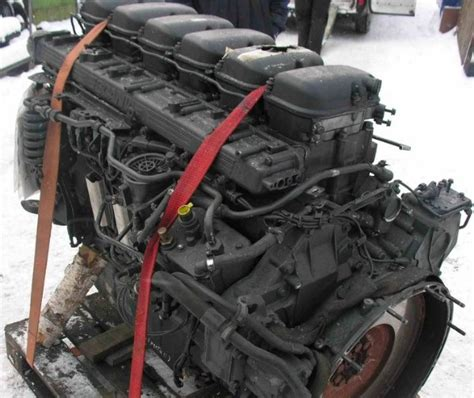 used scania r420 dc1214 3 engines year 2005 for