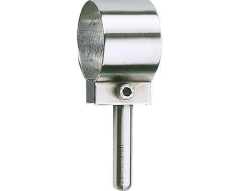 pertura geländersysteme handlaufschelle v2a 216 40 mm 29 jetzt kaufen bei hornbach