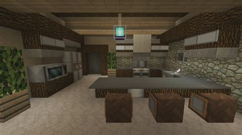 minecraft interior design kitchen modern rustic traditional kitchen designs mcxone show