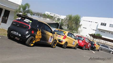 Berita Modifikasi by Modifikasi Kia Picanto Autonetmagz Review Mobil Dan