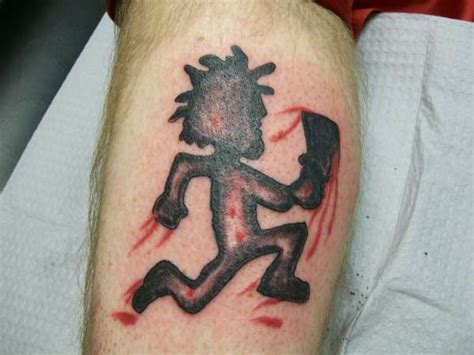 hatchet man tattoo hatchet