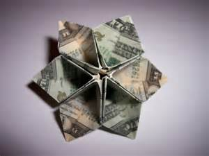 How To Make Money With Paper - money origami