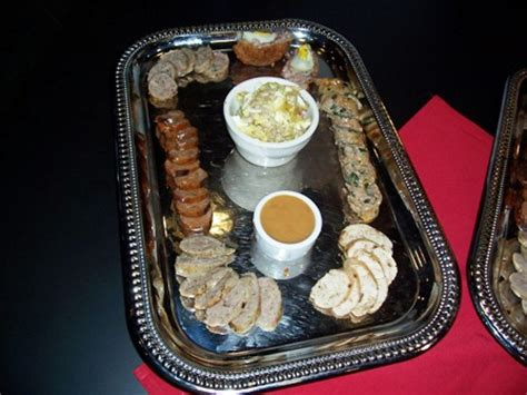 Small Steps To The Garde Manger Breakfast Sausage With And by Chef Cooks Culinary School Q5 Week 5 Garde Manger