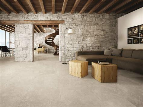 pavimenti effetto pietra pavimento in gres porcellanato effetto pietra sight beige