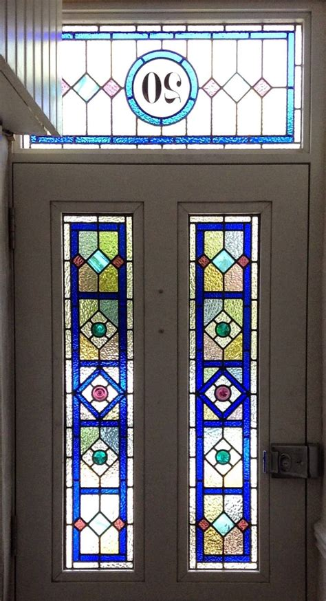 front door stained glass pannels search stained
