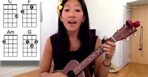 tutorial ukulele ho hey ho hey the lumineers beginner ukulele tutorial
