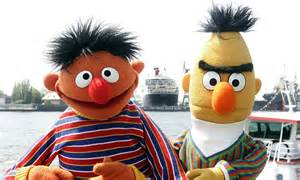 bert and ernie marriage cake refused by northern ireland bakery uk news the guardian