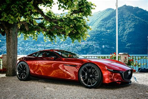 you mazda mazda says it will build rx vision if you ll buy it