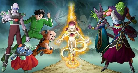 dragon ball z resurrection wallpaper wallpapers hd desktop wallpapers free online amazing