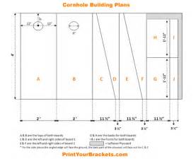 printable board building plans and dimensions