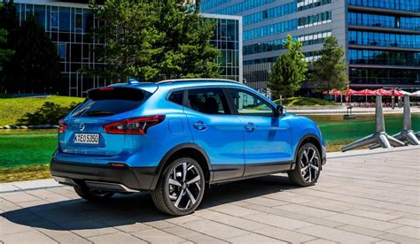 New Nissan Qashqai 2018 by 2018 Nissan Qashqai Revealed In Specification