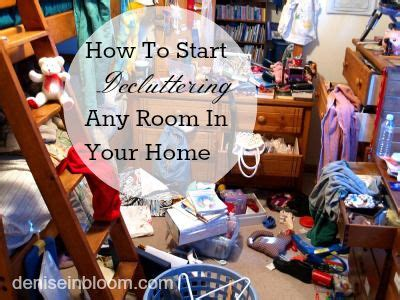 organizing your home where to start this is good wonder where to start decluttering your