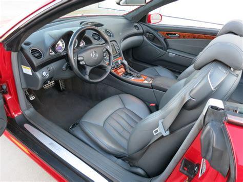 Sl55 Interior by 2005 Mercedes Sl55 Amg Convertible 152074