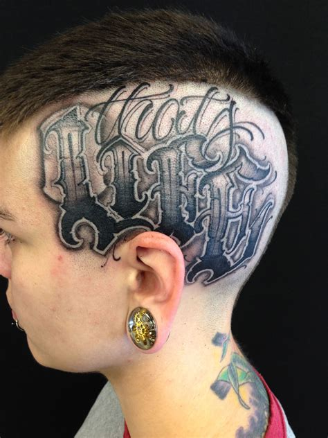 tattoo numbers on juices head portfolio big meas